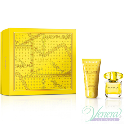 Versace Yellow Diamond Комплект (EDT 30ml + BL 50ml) за Жени