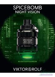 Viktor & Rolf Spicebomb Night Vision EDT 90ml για άνδρες Ανδρικά Αρώματα