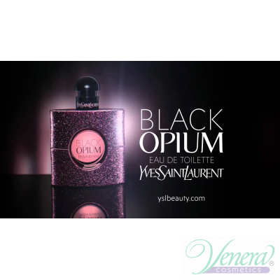 YSL Black Opium Eau de Toilette EDT 90ml за Жени БЕЗ ОПАКОВКА Дамски Парфюми без опаковка