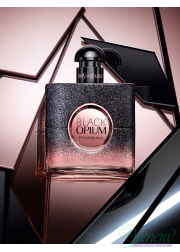 YSL Black Opium Floral Shock EDP 90ml για γυναίκες ασυσκεύαστo Women's Fragrances without package
