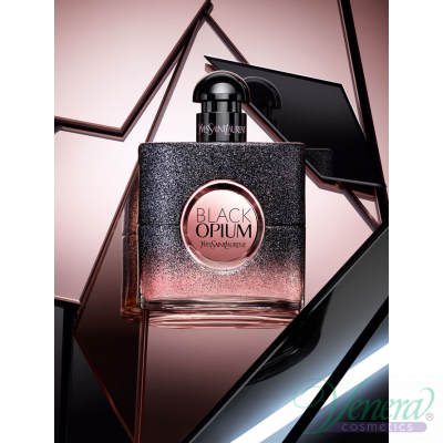 YSL Black Opium Floral Shock EDP 50ml за Жени