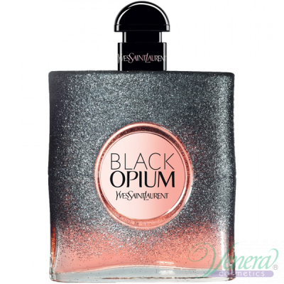 YSL Black Opium Floral Shock EDP 90ml за Жени БЕЗ ОПАКОВКА Дамски Парфюми без опаковка