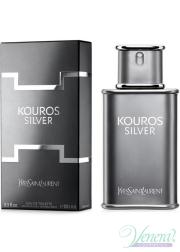 YSL Kouros Silver EDT 100ml για άνδρες Men's Fragrance