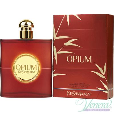 YSL Opium EDT 90ml pentru Femei Women's Fragrances