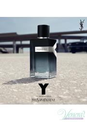 YSL Y Eau de Parfum EDP 100ml για άνδρες ασυσκεύαστo Ανδρικά Аρώματα χωρίς συσκευασία