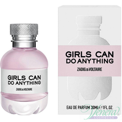 Zadig & Voltaire Girls Can Do Anything EDP 30ml за Жени Дамски Парфюми