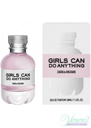 Zadig & Voltaire Girls Can Do Anything EDP 50ml για γυναίκες