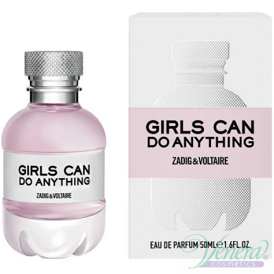 Zadig & Voltaire Girls Can Do Anything EDP 50ml за Жени Дамски Парфюми