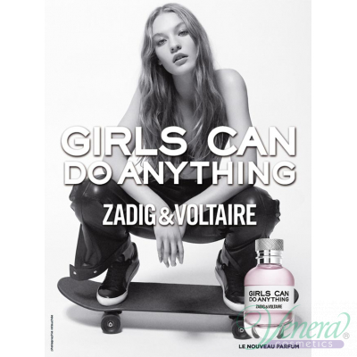 Zadig & Voltaire Girls Can Do Anything EDP 90ml за Жени БЕЗ ОПАКОВКА