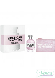 Zadig & Voltaire Girls Can Do Anything Set (EDP 50ml + Pouch) για γυναίκες