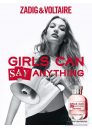 Zadig & Voltaire Girls Can Say Anything EDP 90ml за Жени БЕЗ ОПАКОВКА