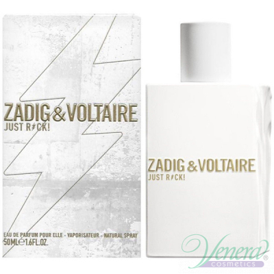 Zadig & Voltaire Just Rock! for Her EDP 30ml για γυναίκες Γυναικεία Аρώματα