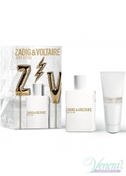 Zadig & Voltaire Just Rock! for Her Set (EDP 50ml + BL 100ml) για γυναίκες