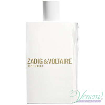Zadig & Voltaire Just Rock! for Her EDP 100ml за Жени БЕЗ ОПАКОВКА Дамски Парфюми без опаковка