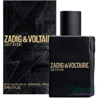 Zadig & Voltaire Just Rock! for Him EDT 30ml for Men Men's Fragrance