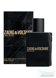 Zadig & Voltaire Just Rock! for Him EDT 50ml για άνδρες