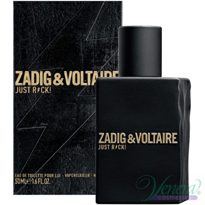 Zadig & Voltaire Just Rock! for Him EDT 50ml за Мъже Мъжки Парфюми