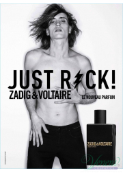 Zadig & Voltaire Just Rock! for Him EDT 30ml για άνδρες