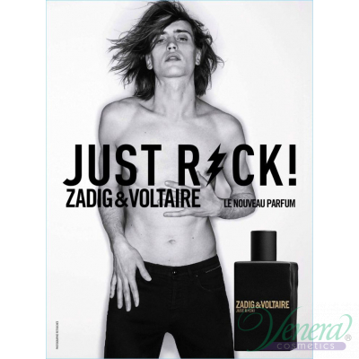 Zadig & Voltaire Just Rock! for Him EDT 30ml за Мъже Мъжки Парфюми