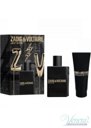 Zadig & Voltaire Just Rock! for Him Set (EDT 50ml + SG 100ml) για άνδρες