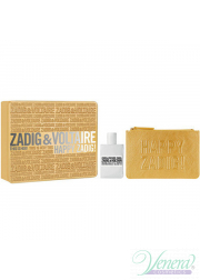Zadig & Voltaire This is Her Set (EDP 50ml + Pouch) Happy Zadig! για γυναίκες Γυναικεία Σετ