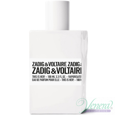 Zadig & Voltaire This is Her EDP 100ml...
