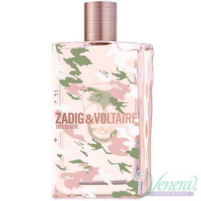 Zadig & Voltaire for Her No Rules EDP 100ml за Жени БЕЗ ОПАКОВКА