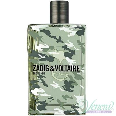 Zadig & Voltaire for Him No Rules EDT 100ml за Мъже БЕЗ ОПАКОВКА