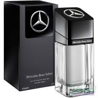 Mercedes-Benz Select EDT 100ml pentru Bărbați Arome pentru Bărbați