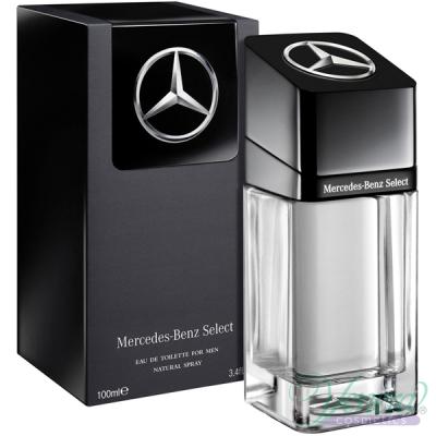 Mercedes-Benz Select EDT 100ml за Мъже