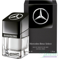 Mercedes-Benz Select EDT 50ml pentru Bărbați Arome pentru Bărbați