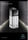 Mercedes-Benz Select EDT 50ml за Мъже