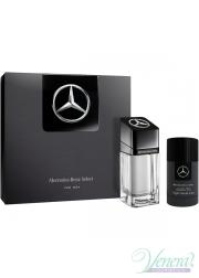 Mercedes-Benz Select Set (EDT 100ml + Deo Stick 75ml) για άνδρες