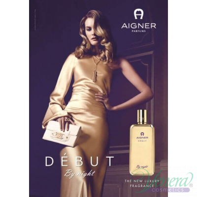 Aigner Debut By Night EDP 100ml за Жени Дамски Парфюми