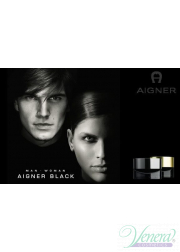 Aigner Black EDT 125ml for Men Without Package Men's Fragrances Without Package