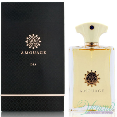 Amouage Dia Pour Homme EDP 100ml за Мъже БЕЗ ОПАКОВКА Мъжки Парфюми без опаковка