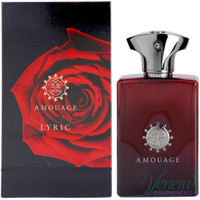 Amouage Lyric Man EDP 100ml за Мъже