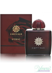 Amouage Lyric Woman EDP 100ml for Women Women`s Fragrance