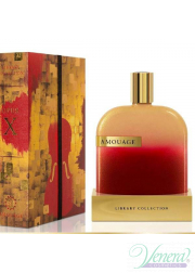 Amouage The Library Collection Opus X EDP 100ml for Men and Women Unisex Fragrances