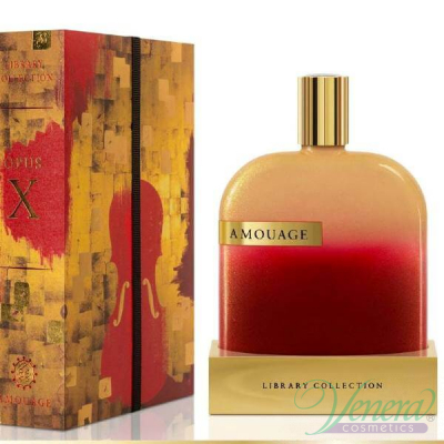 Amouage The Library Collection Opus X EDP 100ml за Мъже и Жени Унисекс Парфюми