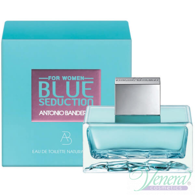 Antonio Banderas Blue Seduction EDT 50ml за Жени