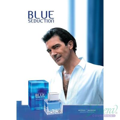Antonio Banderas Blue Seduction EDT 100ml за Мъже Мъжки Парфюми