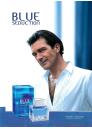 Antonio Banderas Blue Seduction EDT 200ml за Мъже Мъжки Парфюми