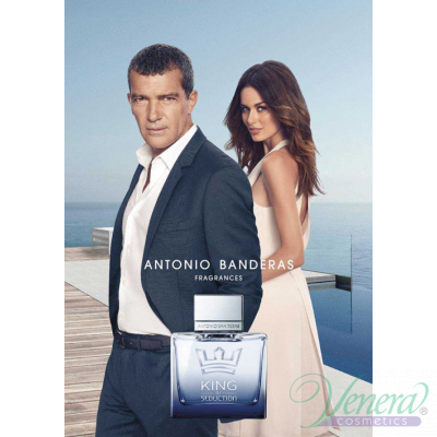 Antonio Banderas King of Seduction Collector's Edition EDT 100ml за Мъже Мъжки Парфюми