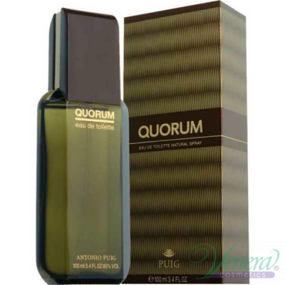 Antonio Puig Quorum EDT 100ml за Мъже За Мъже