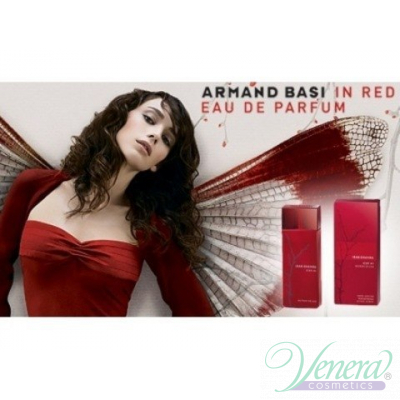 Armand Basi In Red EDP 50ml дамски парфюм за Жени