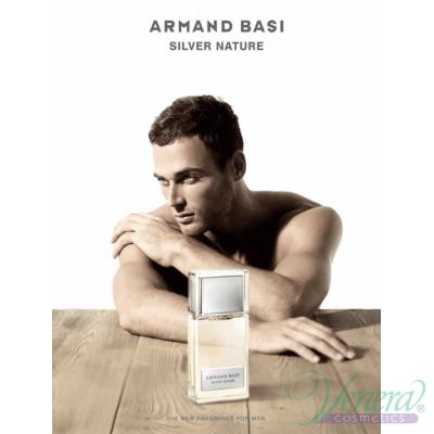 Armand Basi Silver Nature EDT 100ml за Мъже БЕЗ ОПАКОВКА За Мъже