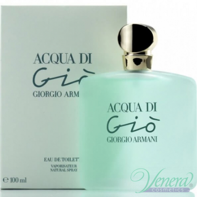 Armani Acqua Di Gio EDT 100ml за Жени