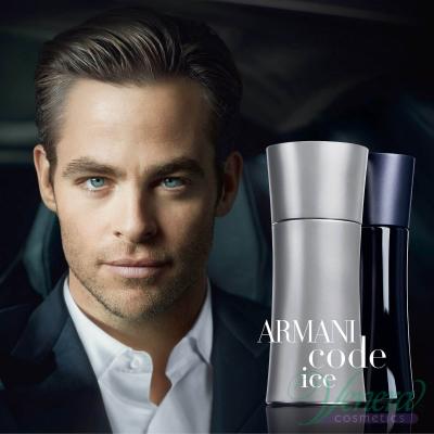 Armani Code Ice EDT 75ml за Mъже Мъжки Парфюми