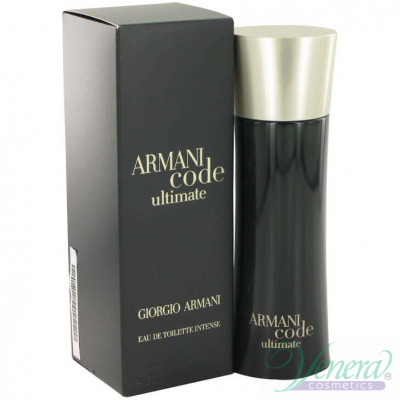 Armani Code Ultimate EDT Intense 75ml за Mъже Мъжки Парфюми